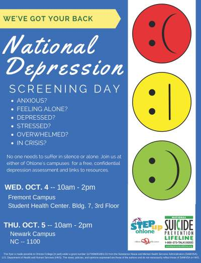 Copy of Depression Screening Flyer II (2)