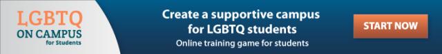 LGBTQstudentskognito