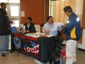 Veteran Students Lunch Vet Center