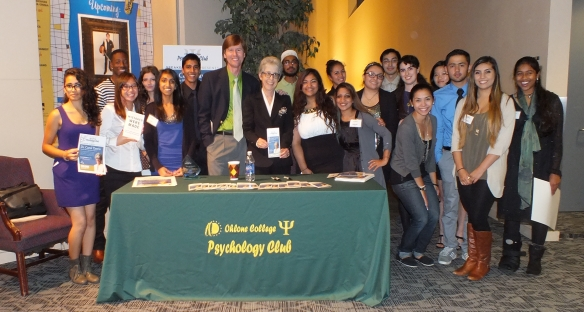 Psychology Club Fall 2012