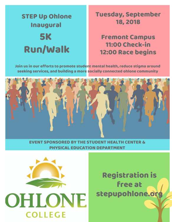 Past Events Step Up Ohlone