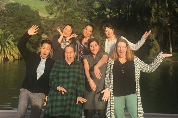 2019 Staff Photo Funny